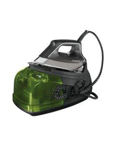 Rowenta DG8626 Perfect Steam Pro - Dampfbügelstation - schwarz-grün - Produkt