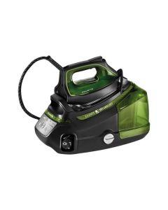Rowenta DG9246 Silence Steam Pro - Dampfbügelstation - schwarz-grün - produkt