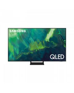 Samsung 85Q70A - Ultra HD HDR QLED-TV 85 - grau schwarz - bild