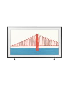 Samsung The Frame 75 (2021) - Ultra HD HDR QLED-TV 75 - schwarz - bild