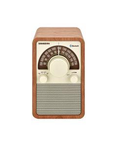 Sangean Genuine150 Plus - Retro-Radio mit Bluetooth & NFC - walnuss - produkt