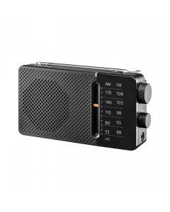 Sangean SR36BLACK - tragbares Radio - schwarz - produkt