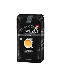 Schwiizer Schüümli Espresso, 1 kg Bohnen - produkt