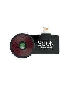 Seek Thermal Compact Pro 1.01.480.00010 - iOS Wärmebildkamera - für iPhone - schwarz - Hauptansicht