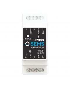 SEMS Analog-Z  V2 - Z-Wave- Steuergerät für intelligentes Energiemanagement