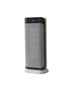 SHX 20KH2000LD - PTC-Keramik-Heizlüfter - 25m² - weiß-schwarz - produkt