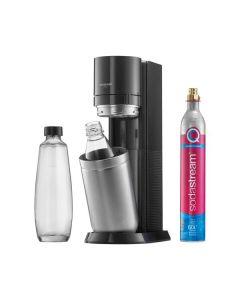 SodaStream DUO titan - Wasserpsrudler - titan - 2 Flaschen