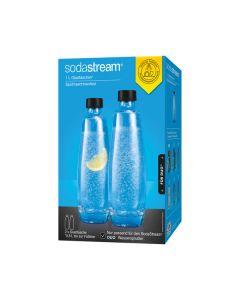 SodaStream Glasflasche 1 Liter Twinpack - Glasflasche  - produkt