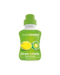SodaStream Zitrone Limette 500 ml - Getränkesirup für 12 Liter