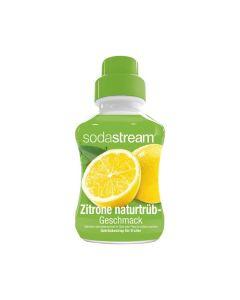 SodaStream Zitrone Naturtrüb 375 ml - Getränkesirup für 9 Liter
