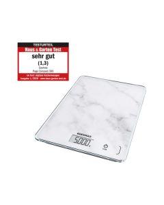Soehnle KWD Page Compact 300 marble - Küchenwaage -  steingrau