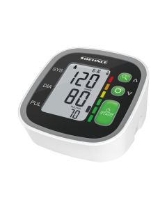 Soehnle Systo Monitor 300 - Blutdruckmessgerät (Oberarm) - weiß-grau - produkt