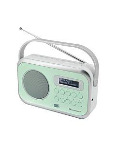 Soundmaster DAB270GR - DAB+/FM Radiowecker - minz-grün - produkt