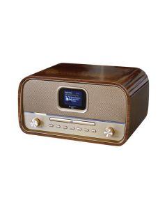 Soundmaster DAB970BR1 - DAB+/FM Radio mit Bluetooth - holz - produkt