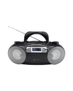 Soundmaster SCD8100SW - tragbares CD-Radio - schwarz - produkt