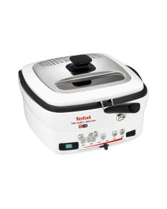 Tefal FR4950 Versalio Deluxe 9-in-1 - Fritteuse - weiß