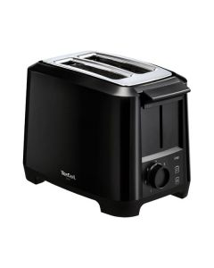 Tefal TT1408 Uno - Toaster - schwarz