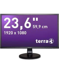 TERRA LED 2447W - 23,6 LED Monitor - HDMI GREENLINE PLUS - schwarz - produkt