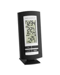 TFA Funk-Thermometer BASIC 473835 schwarz/silber