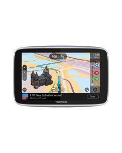 """TomTom GO Premium 5 World - Navigationssystem - Lifetime Maps, Radarkameras + Traffic - 5"""" - schwarz - produkt"""