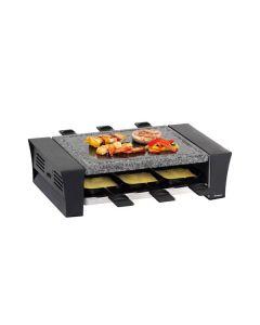 Trisa Raclettino 6 - Raclette-Grill -schwarz - für 6 Personen