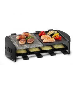 TRISA Raclette Duo Infernale 8er - Raclette - schwarz