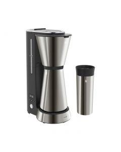 WMF KÜCHENminis Aroma Thermo to go - Filter-Kaffeemaschine - graphit - 5 Tassen