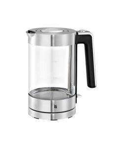 WMF LONO Wasserkocher GLAS chrom Vollansicht