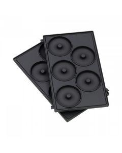 WMF LONO Snack Master Pro - Donut Platten Set - schwarz - produkt