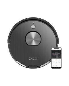 ZACO A10 - Staubsaugroboter mit Wischfunktion - anthrazit metallic  - produkt mit app