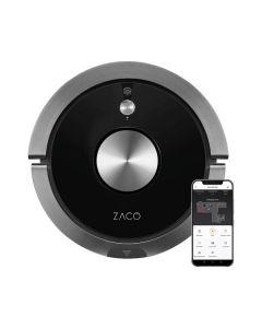 ZACO A9s PRO - Staubsaugroboter mit Wischfunktion - schwarz - produkt