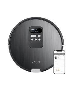 ZACO V85 - Staubsaugroboter mit Wischfunktion, App- & Alexa-Steuerung - anthrazit - Produkt mit App